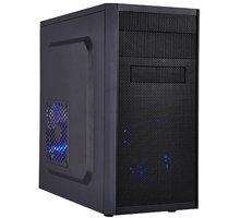 EuroCase MC X203 EVO, černá - MCX203B00-EVO