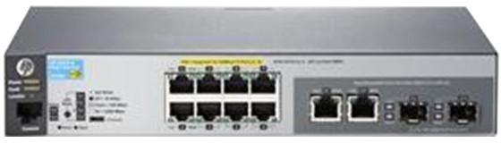 HP Aruba 2530 8 PoE+