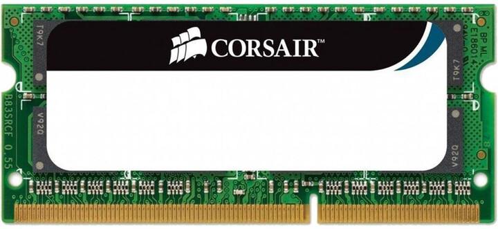 Corsair Value 2GB DDR3 1066 SO-DIMM