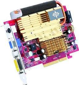 MSI NX7600GT-TD512Z 512MB