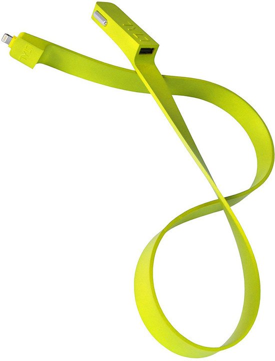 TYLT BAND Car Charger Lightning Green