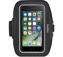 Belkin sportovní pouzdro SportFit plus iPhone 7, černé - F8W782btC00