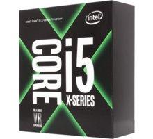 Intel Core i5-7640X - BX80677I57640X + Kupon na PC hru Halo Wars 2 v ceně 1449,-Kč platný od 21.2 do 31.7.2017 + COOLER SilentiumPC Grandis 2 XE1436, chladič CPU