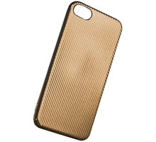 Forever silikonové (TPU) pouzdro pro Huawei P8/9 LITE 2017, carbon/zlatá - TPUHUP8L2017CAGO
