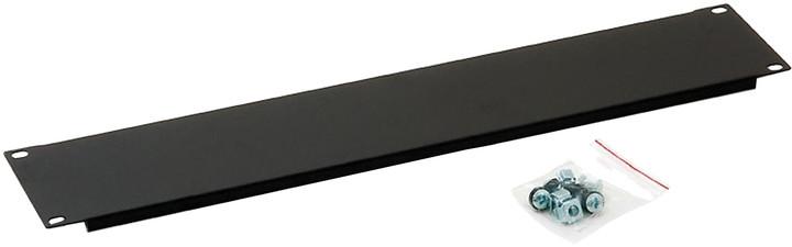 """Triton záslepka RAB-ZP-X06-A1, 6U, 19"""", černá"""