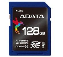 ADATA SDXC Premier Pro 128GB UHS-I U3 - ASDX128GUI3CL10-R