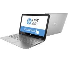 HP Envy x360 (15-w007nc), stříbrná - M7V83EA
