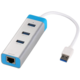 i-Tec USB 3.0 Gigabit Ethernet Adapter + HUB