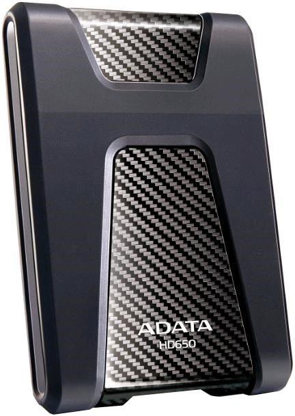 ADATA HD650 - 2TB, černá