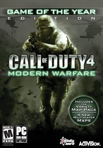 Call of Duty 4: Modern Warfare GOTY (PC)