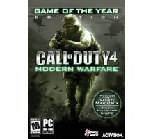 Call of Duty 4: Modern Warfare GOTY (PC) - PC - 33169UK