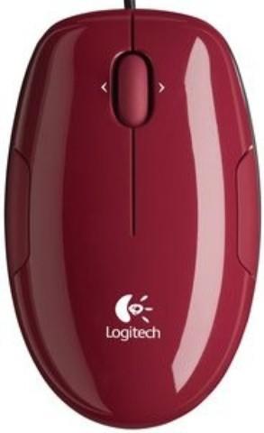 Logitech Laser Mouse M150, Cinnamon
