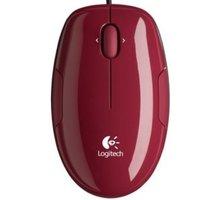 Logitech Laser Mouse M150, Cinnamon - 910-003751