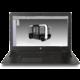 HP ZBook 15u G4, černá