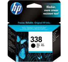 HP C8765EE, no.338, černá