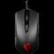 MSI Clutch GM40, černá  + Podložka CZC G-Vision Dark v ceně 200kč