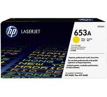 HP 653A žlutá - CF322A