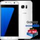 Samsung Galaxy S7 Edge - 32GB, bílá