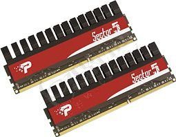 Patriot Viper II 'Sector 5' Series 8GB (2x4GB) DDR3 1600