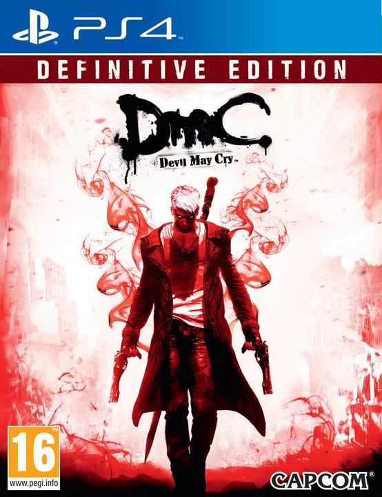 DmC Devil May Cry: Definitive Edition - PS4