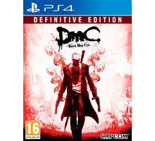 DmC Devil May Cry: Definitive Edition - PS4 - 5055060930755