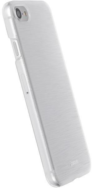 Krusell BODEN zadní kryt pro Apple iPhone 7, transparentní bílá