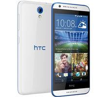 HTC Desire 620g (A3MG1), DualSIM, bílá/modrá