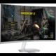 "Samsung C27F591 - LED monitor 27"""
