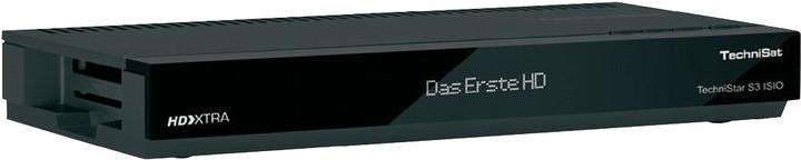 TechniSat TechniStar S3 ISIO, černá