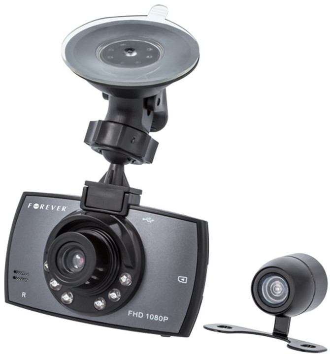 Forever VR-200, kamera do auta