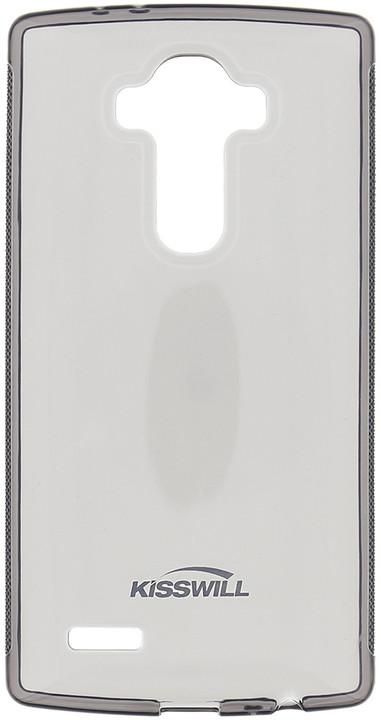 Kisswill TPU pouzdro pro LG G4, černá