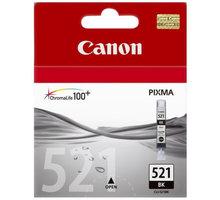 Canon CLI-521BK, černá - 2933B001