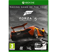 Forza Motorsport 5 GOTY - XONE - PK2-00022