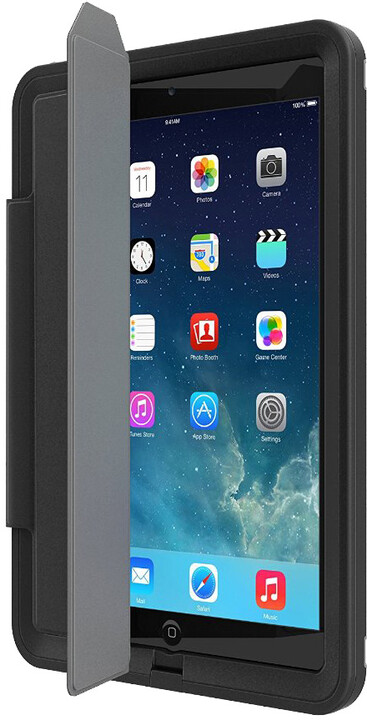 LifeProof Fre kryt se stojánkem pro iPad Air, černý