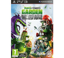 Plants vs. Zombies: Garden Warfare - PS3 - EAP3482010