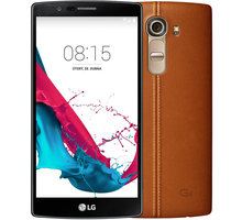 LG G4 (H815), hnědá/leather brown - LGH815.ACZELB