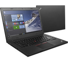 Lenovo ThinkPad L460, černá - 20FV001HMC + 4K Content & Creativity Software