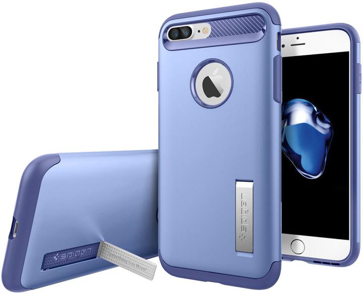 Spigen Slim Armor pro iPhone 7+, violet