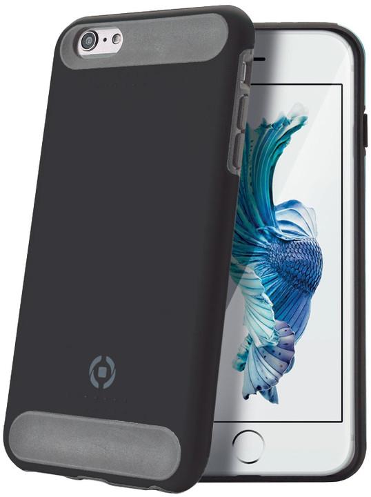 CELLY Rock zadní kryt pro Apple iPhone 6S, černý