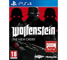 Wolfenstein: The New Order - PS4 - 5055856402213