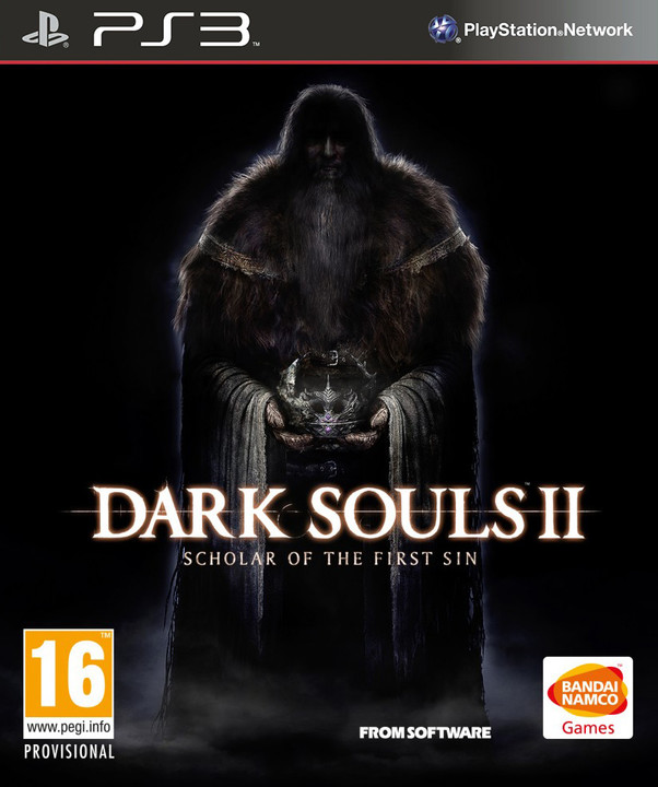 Dark Souls II: Scholar of the First Sin GOTY - PS3
