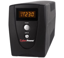 CyberPower SOHO UPS 1000VA/550W - Value1000ELCD-FR