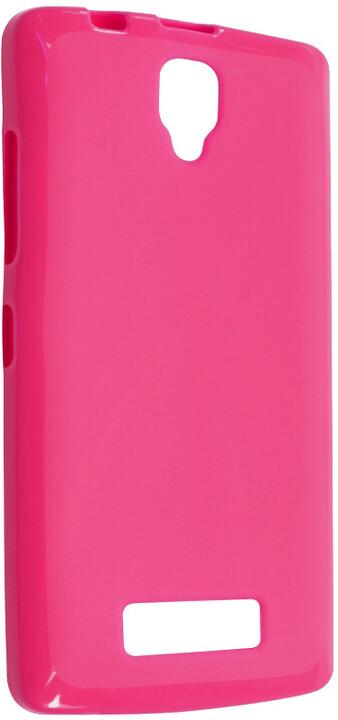 FIXED pouzdro pro Lenovo A2010, růžová