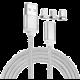 3v1 microUSB, Lightning, USB-C nabíjecí magnetický kabel