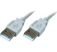 PremiumCord USB 2.0 A-A M/M 5m propojovací kabel - ku2aa5