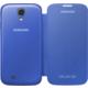 Samsung flip EF-FI950BCEG pro Galaxy S 4, modrá