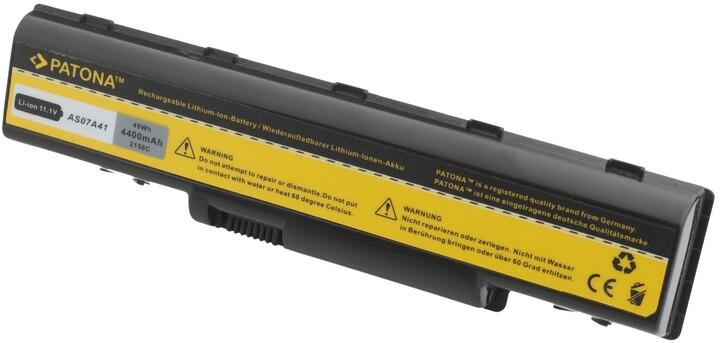 Patona baterie pro ACER, ASPIRE 4310/4520/ 5735 4400mAh 11,1V