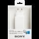 Sony USB AC adaptér CP-AD2M2WC bílý, 3A, 2xUSB