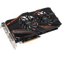 GIGABYTE GeForce GTX 1070 WINDFORCE OC, 8GB GDDR5 - GV-N1070WF2OC-8GD