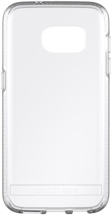 Tech21 Impact Clear zadní ochranný kryt pro Samsung Galaxy S7, čirá